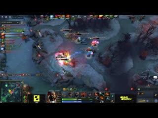 Team spirit vs flytomoon, game 2