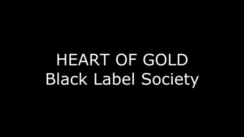 Black Label Society Heart of Gold SoA LIRYCS LEGENDADO