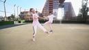 Tyga, J Balvin, Chris Brown - HAUTE, dance video by Gela and Valeriya Steph