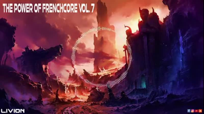 The power of frenchcore vol7 LIVION DJ
