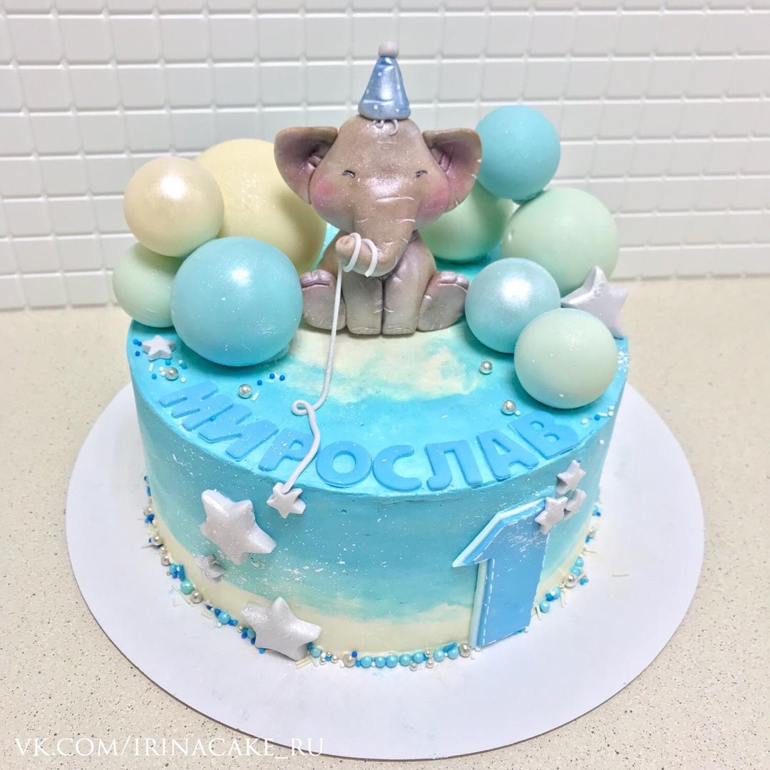 Торт со слоником (Арт. 509)