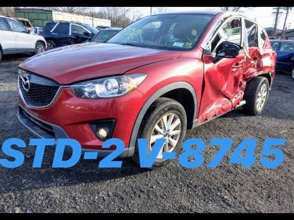 Авто из США MAZDA CX 5 2013 Аукцион Copart