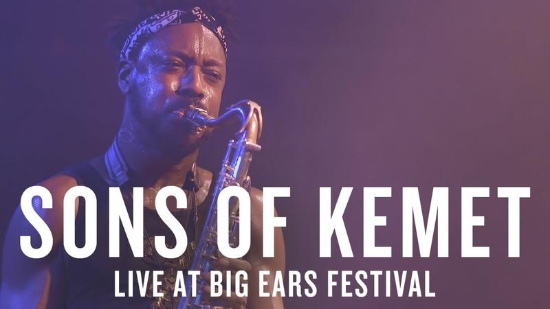 Sons of Kemet Live at Big Ears Festival JAZZ NIGHT IN AMERICA