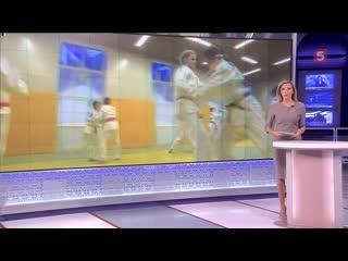 Владимир Путин посетил петербургский клуб дзюдо