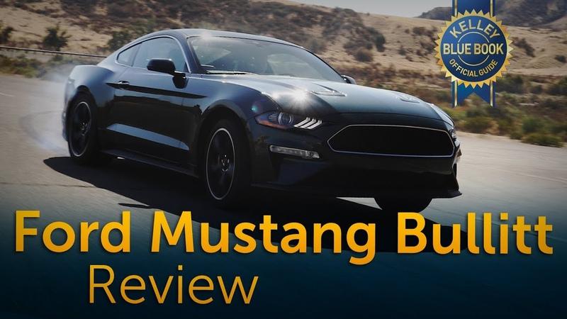 2019 Ford Mustang Bullitt Review Road Test