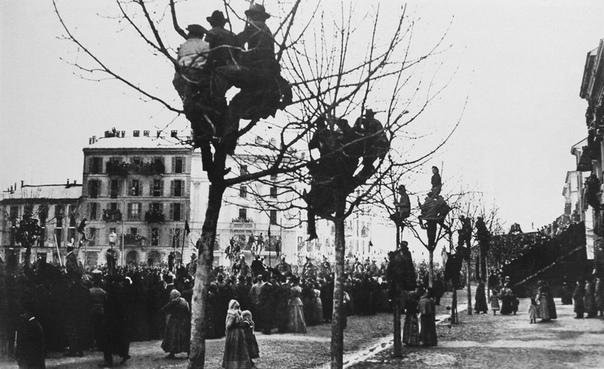 Похороны Джузеппе Верди. Милан, 1901 год.