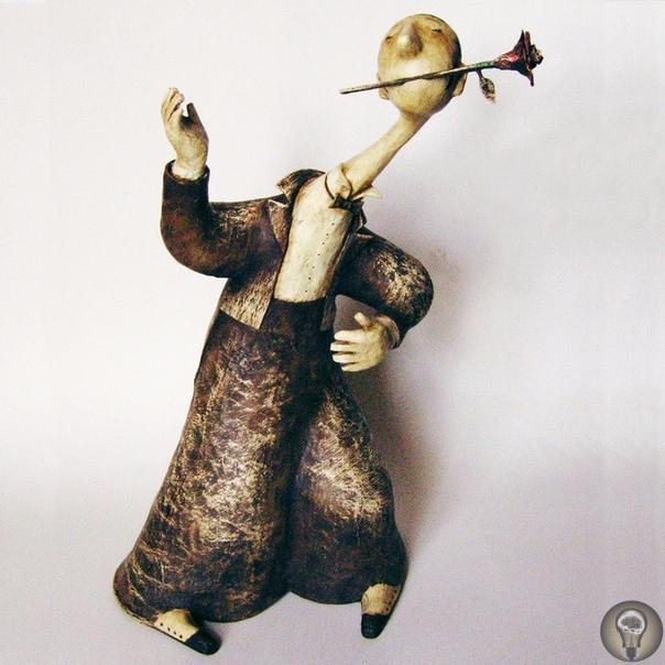 Добрые скульптуры Романа Шустрова
