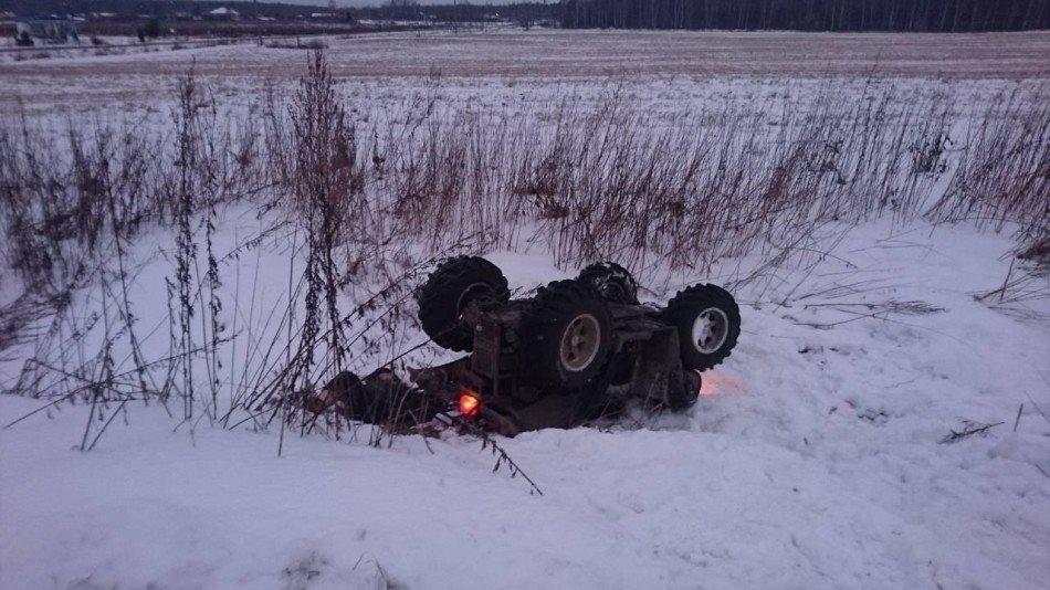 Полковник Алексей Дубовицкий погиб, перевернувшись на квадроцикле