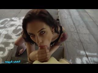 Public Agent - Anna De Ville (Porn Anal Sex Fuck Ass lick Milf Mom POV Squirt Group GangBang Порно Gonzo Секс Оргия Анал xxx)
