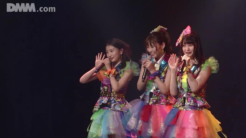 NMB48 Team BII Boku Dake no value @ 190618 NMB48 Stage BII5