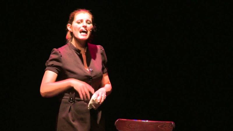 Sandrine Sarroche la Portugaise