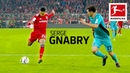 Serge Gnabry With Unstoppable Speed Goals To The Top