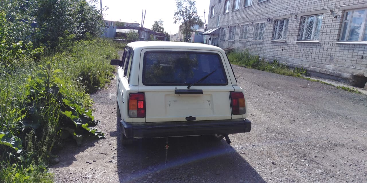 Продаётся ВАЗ 2104, 1997г.