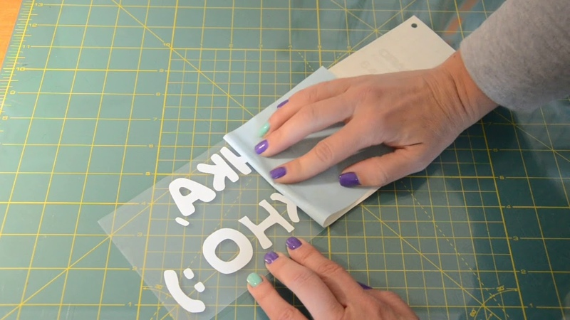 Инструкция Как клеить виниловые наклейки