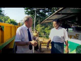 Top Gear - спец-выпуск в Бирме, вырезанный эпизод - заправочные станции (Русские субтитры))