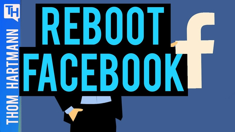 Is It Time To Reboot Facebook? w Andrew Behar