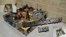 Lego подземный бункер I самоделка