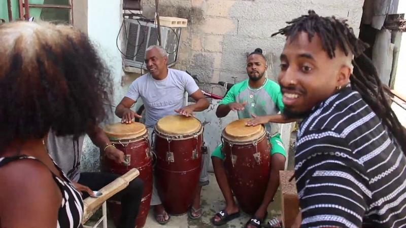 Rumba Con Los Coronado La Habana Cuba