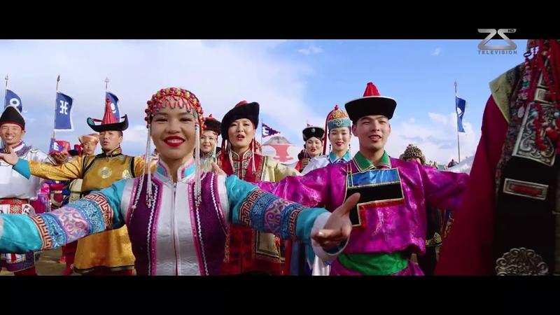 Грандиозное oткрытие национального праздника Наадам 2020