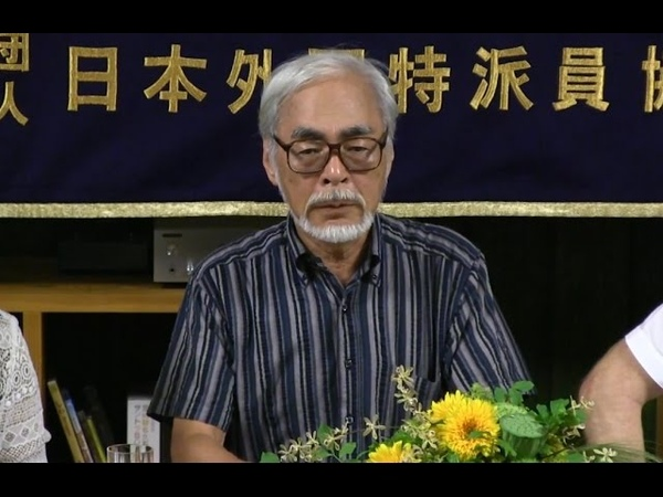 Hayao Miyazaki: One of the key backers behind the Henoko Fund to block new U.S. base in Okinawa