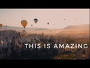 Look This is amazing. Air baloon. Best video on Youtube!