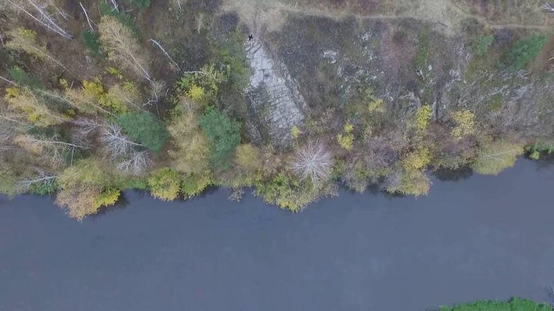 Вид сверху на Каштак Соколиная гора 3 октября 2016 г