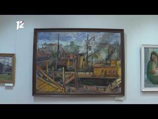 Омский музей им. Врубеля празднует 95-летие: история кладовой искусства