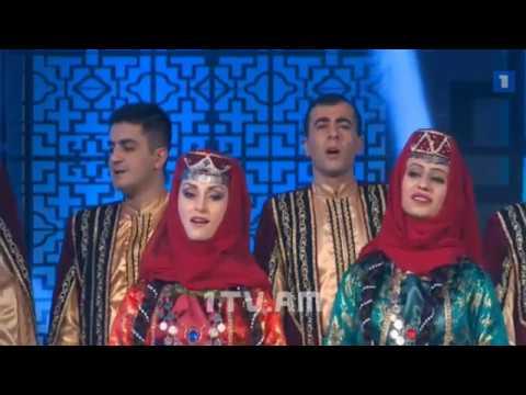 Sayat Nova Ensemble - Shat Darer Araj- Sasunciner-(Sasno-Curer)