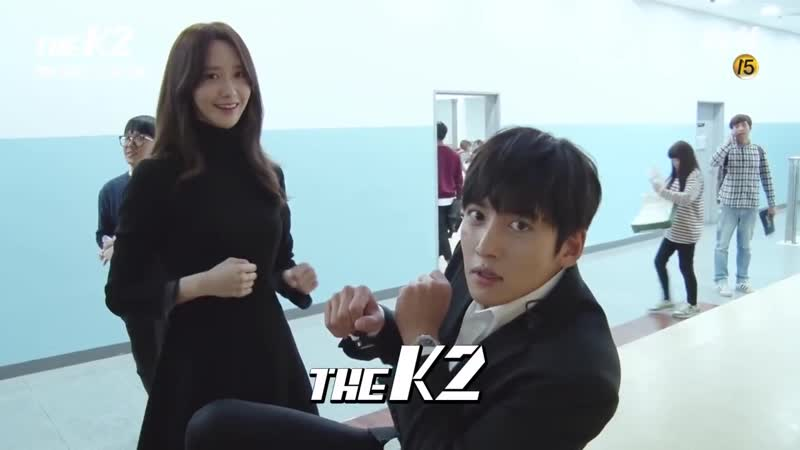 THE K2 [메이킹]더 케이투 촬영장 NG열전! 161029 EP.12_03.mp4