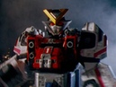 Power Rangers Turbo - All Megazord Fights | Episodes 3-45