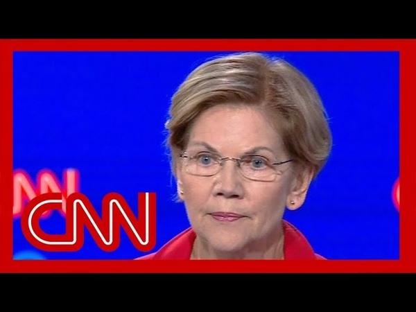 Elizabeth Warren to Bullock: We don't play into Trump's hands
