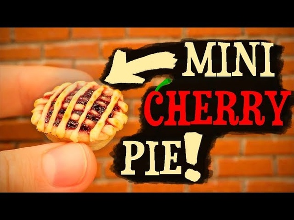WORLDS SMALLEST CHERRY PIE!