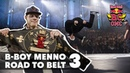 Will B Boy Menno take the belt for the third time Red Bull BC One World Final 2019