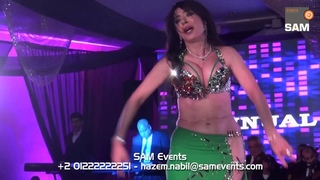 Dina Belly Dancer 2019 at Le Meridien Cairo Airport Hotel by SAM Events & Wedding Planner (Egypt)