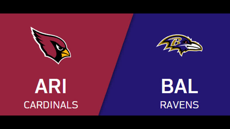 NFL 2019-2020 / Week 02 / Arizona Cardinals - Baltimore Ravens / CG / EN