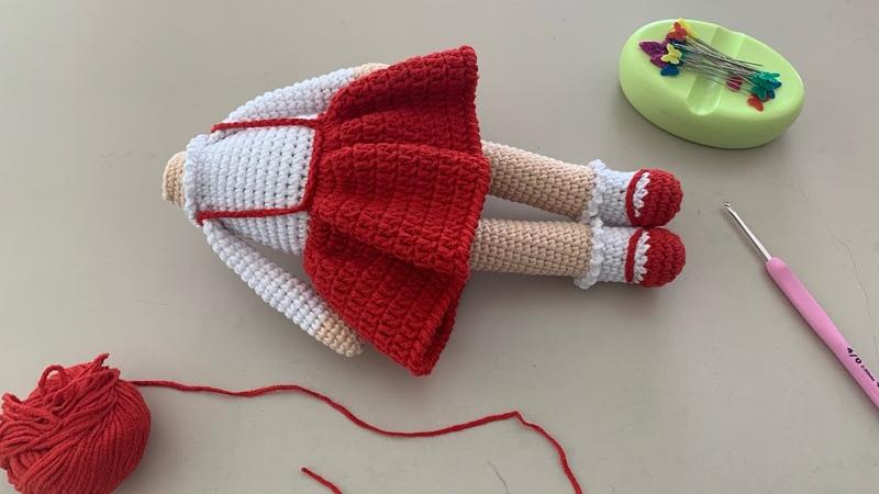 Bebek - kırmızı başlıklı kız-3.