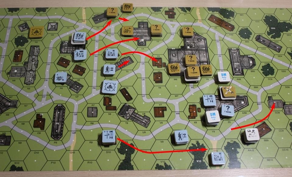 ASL, сценарий 127 — Commando Schenke, изображение №10