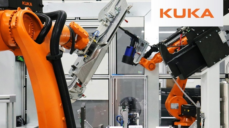 Robotic Riveting Multi-Part Production Cells HAHN Automation partners with KUKA
