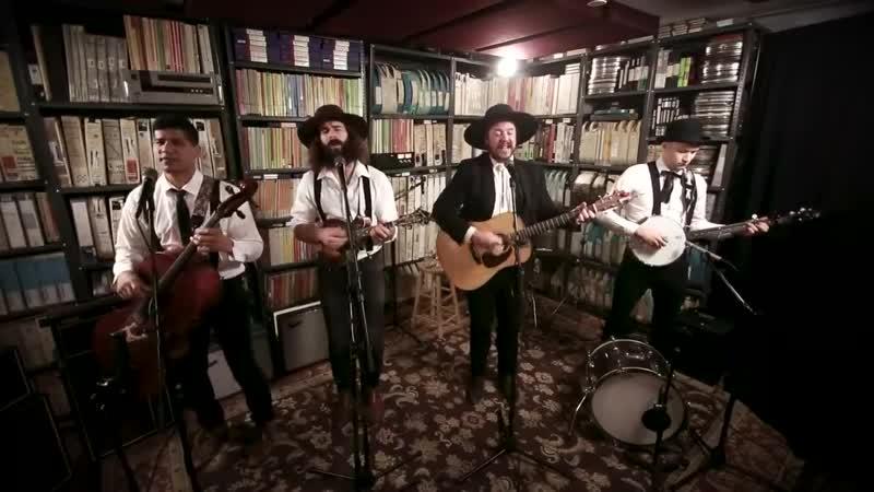 [Bluegrass] The Dead South - Broken Cowboy • 09-01-2020 Paste Studio NYC