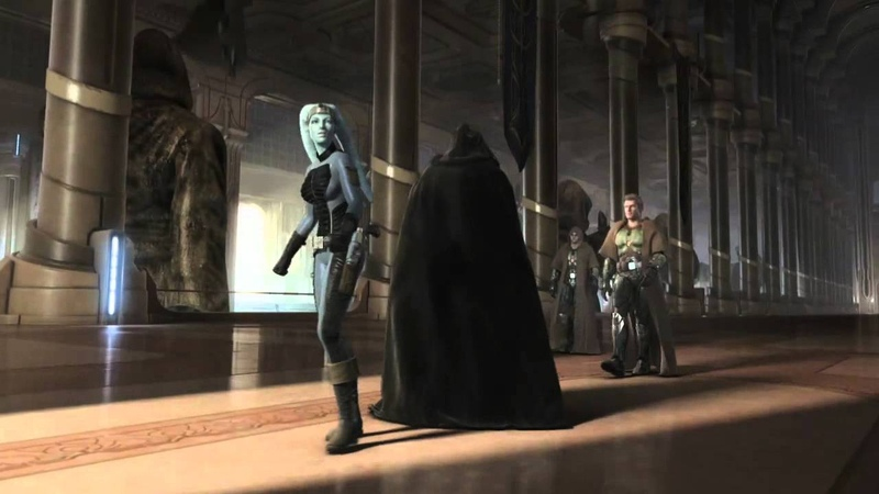 Star Wars: The Old Republic - Deceived Cinematic Trailer