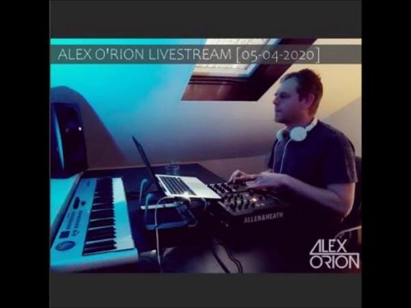 Alex ORion - Live at Home - Facebook Live Stram - 05-04-2020