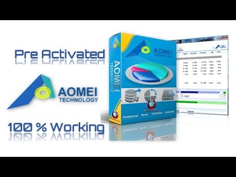 AOMEI Partition Assistant Technician v8.7 Portable Free Download Pre -Activated
