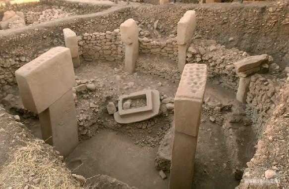 Храмовый комплекс Гёбекли-тепе