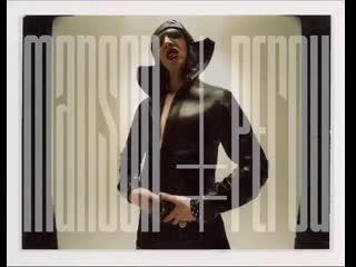 Marilyn Manson x Perou 21 Years in Hell