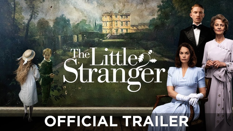 THE LITTLE STRANGER Official Trailer Domhnall Gleeson Ruth Wilson Will Poulter Coming Soon