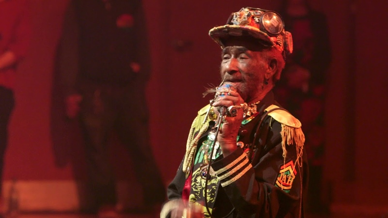 Lee Scratch Perry Subatomic Sound System: 'Curly Dub' live | Loop
