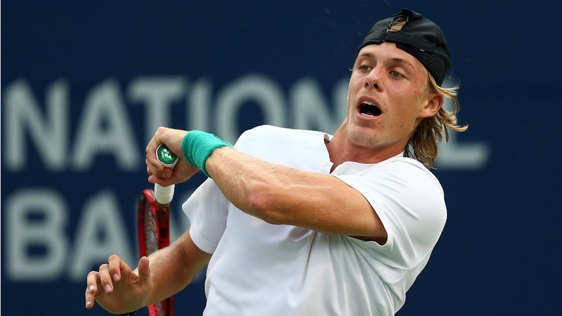 Denis Shapovalov vs. Felix Auger-Aliassime US OPEN 2019