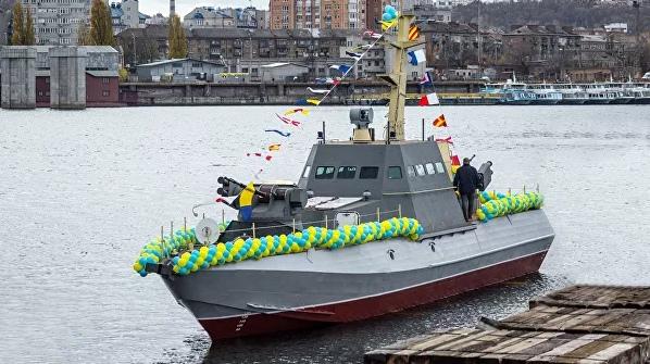 """Скоро США подарят пароход: в Сети высмеяли новую украинскую """"бронешлюпку"""""""