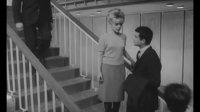 Х Ф Цепная реакция Карамболь Carambolages Франция 1963 Криминальная комеди 2