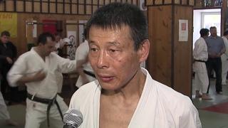 Микио Яхара - гений каратэ. Каратэ - это моя жизнь.  Mikio Yahara  (矢原美紀夫) . Karate is my life.